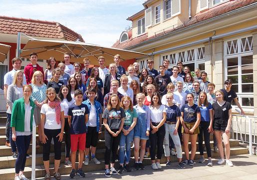 Seminar in Stuttgart: für diese Schüler geht es schon bald nach Kanada