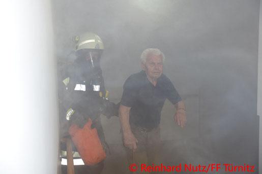 © Reinhard Nutz/Freiwillige Feuerwehr Türnitz