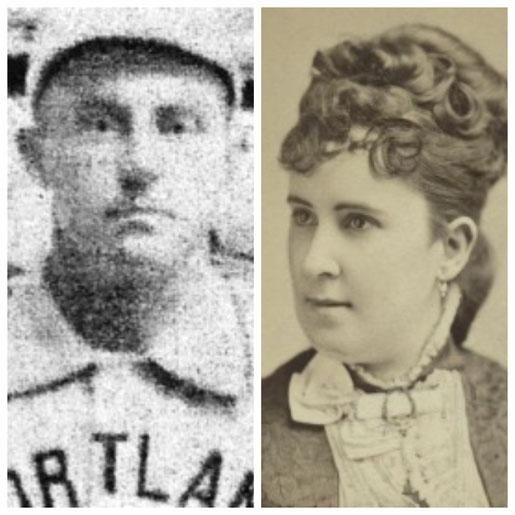 Edgar Jo McNabb e Louise Kellogg
