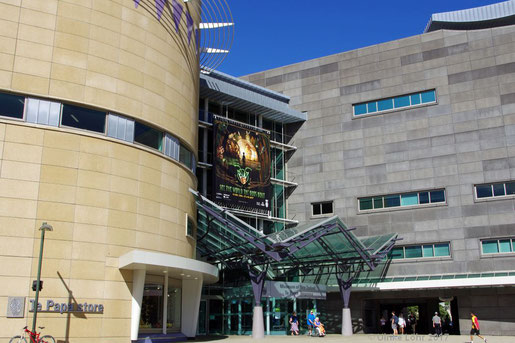 Te Papa Tongarewa, das Nationalmuseum Neuseelands