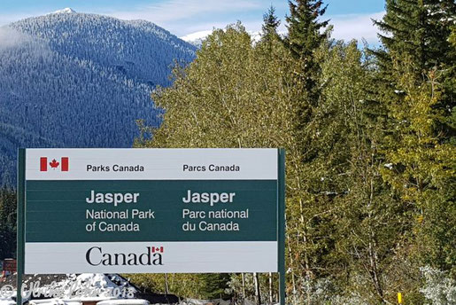 Kanada Jasper Nationalpark