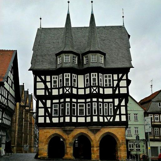 Rathaus in Alsfeld