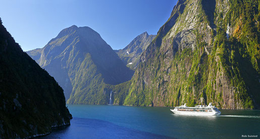 Milford Sound, Fiordland - (C) Rob Suisted