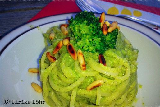Pasta con i Broccoli oder Brokkolipasta