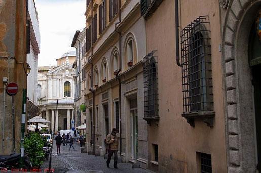 Kirche Santa Maria della Pace