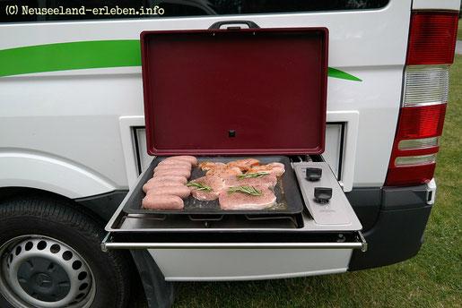 Essen in Neuseeland