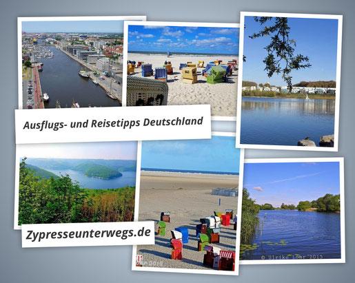 Ausflugs- und Reisetipps in Deutschland