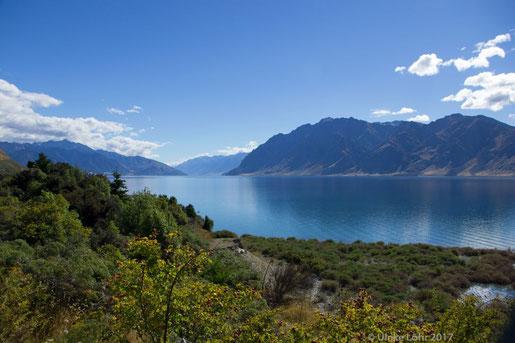 Neuseelands Fiordland auf der Südinsel