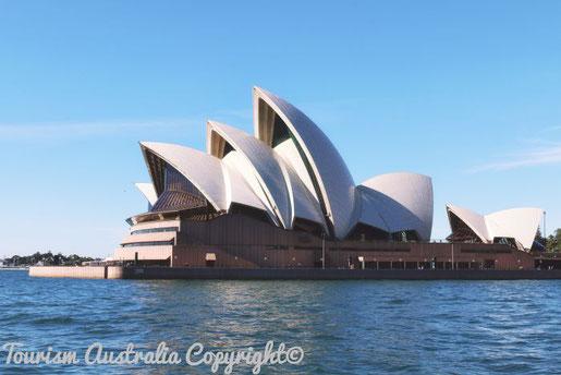 Sydney Opera House - Tourism Australia