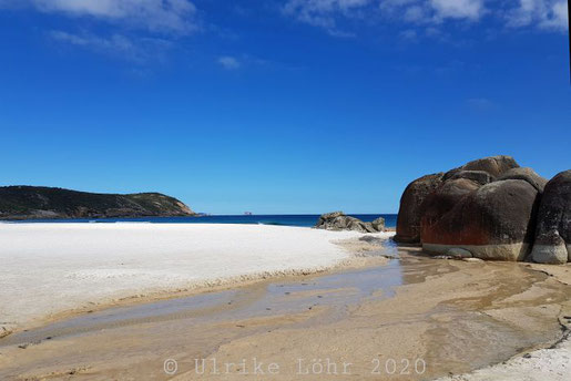 Wilsons Promontory National Park: Squeaky Beach