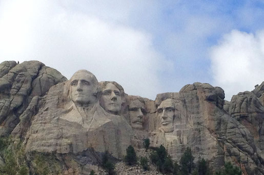 Mount Rushmore (Foto NP)