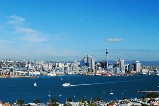 Auckland (Foto: Tourism New Zealand)
