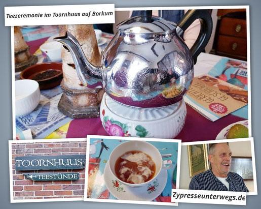Teezeremonie im Toornhuus auf Borkum {Werbung}