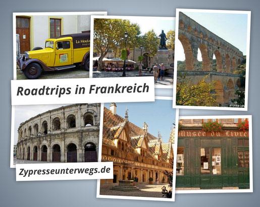 {Round up} Roadtrips in Frankreich