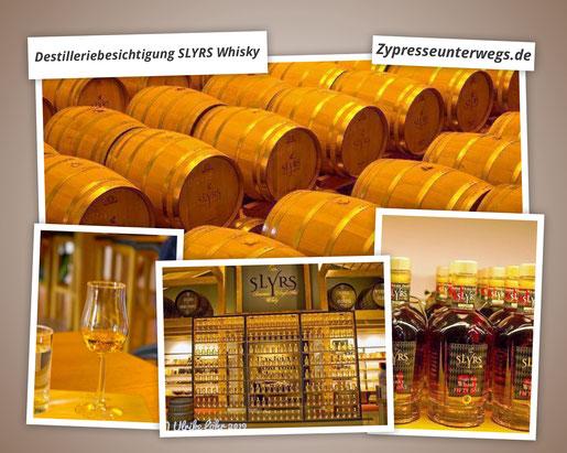 Destilleriebesichtigung bei SLYRS am Schliersee