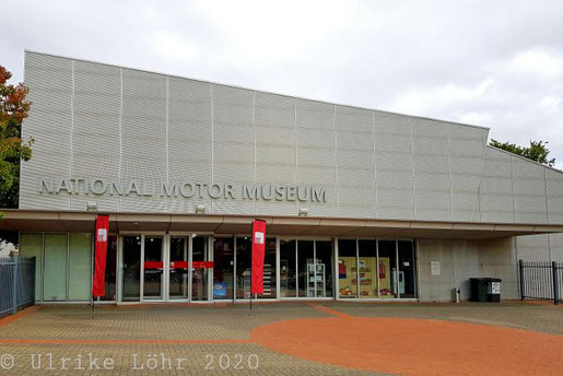 Das National Motor Museum in Birdwood
