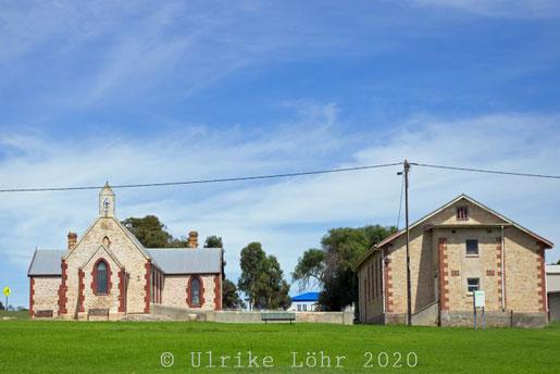 Kirche in Raukkan