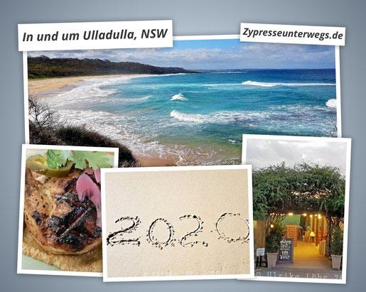 In und um Ulladulla an der Südküste von NSW