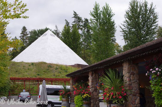 Summerhill Pyramid Winery