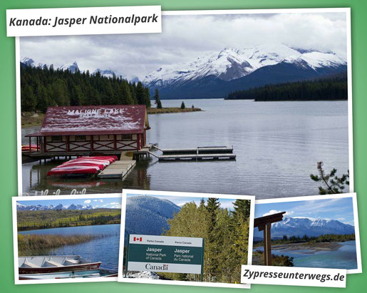 Kanada: Jasper Nationalpark