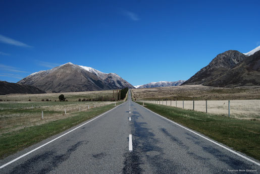 Arthur's Pass National Park (Foto: Tourism New Zealand)