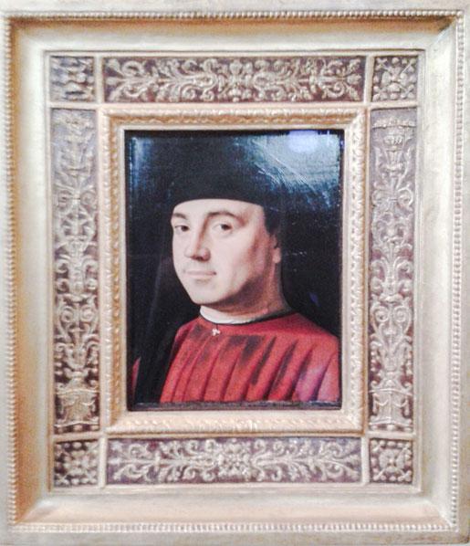 Antonello da Messina: Porträt eines Mannes