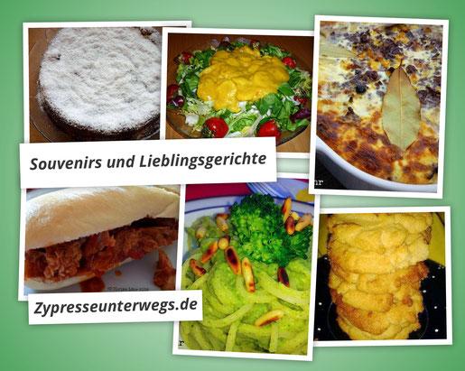 Meine kulinarischen Souvenirs und Lieblingsgerichte aus aller Welt