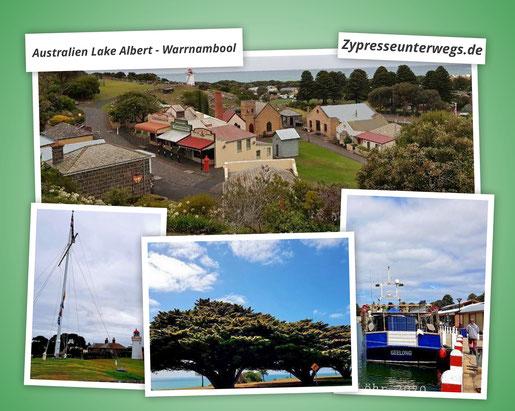 Australien: Zwischen Lake Albert und Warrnambool