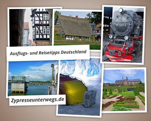 Nochmal 11 Ausflugs- und Reisetipps in Deutschland