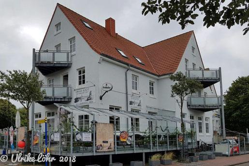 Restaurant | Unser Boot auf Wangerooge
