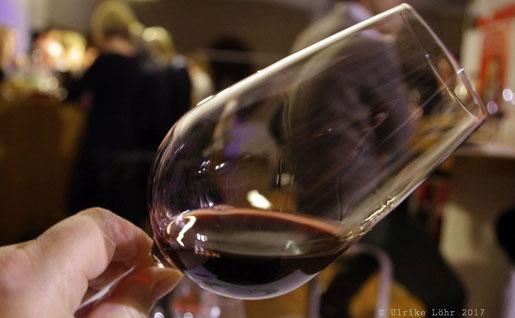 Weinprobe bei Ludwig von Kapff