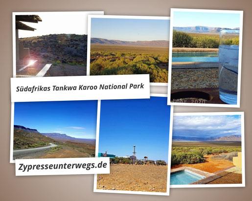 Südafrikas Tankwa Karoo National Park
