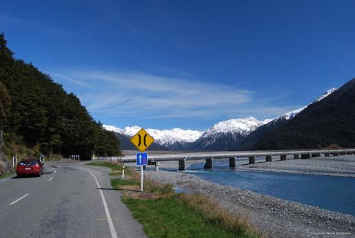 Arthur's Pass National Park, Canterbury - (C)Tourism New Zealand