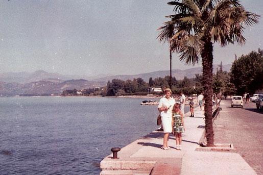Lazise am Gardasee 1964