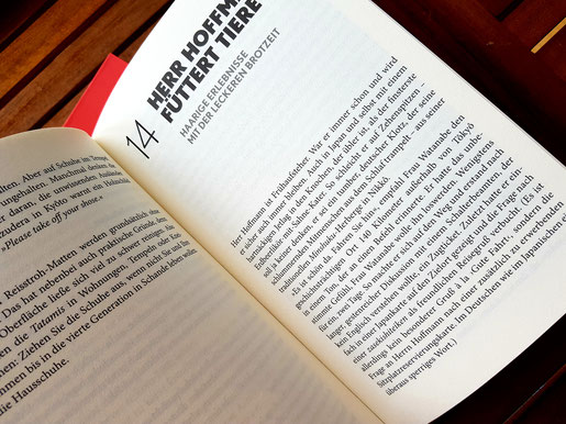 Blick ins Buch Fettnäpfchenführer Japan: Die Axt im Chrysanthemenwald