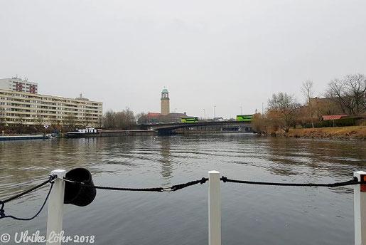 Auf der Havel vor Spandau