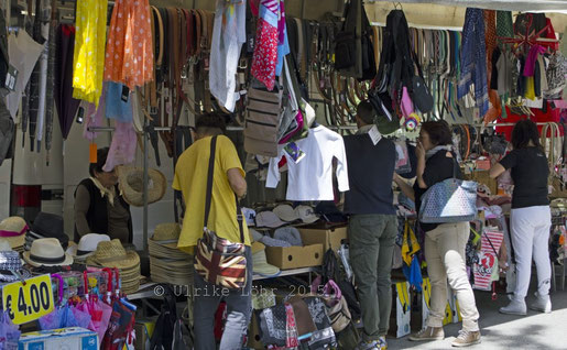 auf dem Wochenmarkt in Matelica