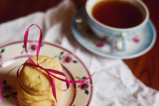 Shortbread zur Teatime (C) Kekse & Koffer