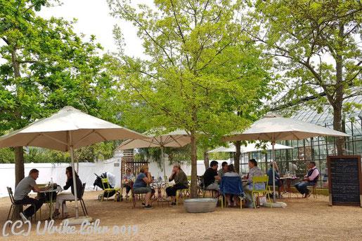 Babylonstoren Gartenrestaurant Greenhouse