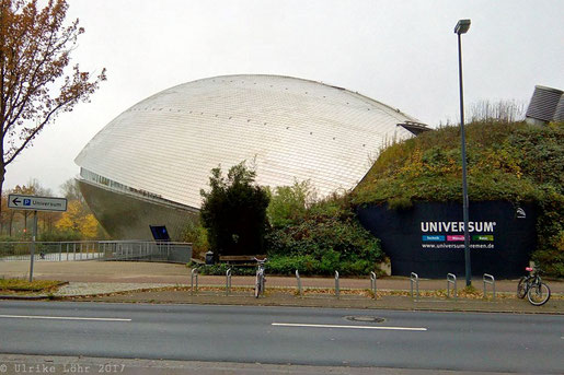 Das Universum in Bremen