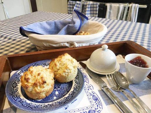 Das englische Kultgebäck Scones (C) A decent cup of tea