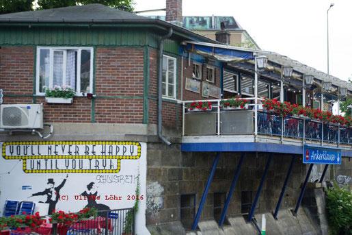 Die Ankerklause an der Kottbusser Brücke