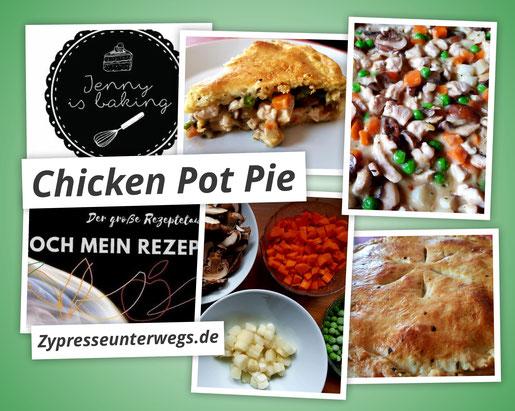 {Koch mein Rezept} Chicken Pot Pie nach Jennys Rezept