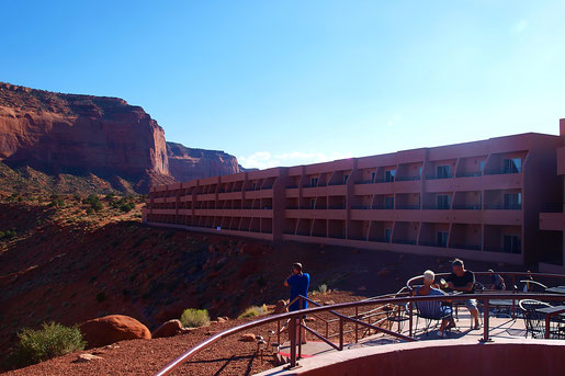 The View Hotel, Monument Valley (Foto NP)