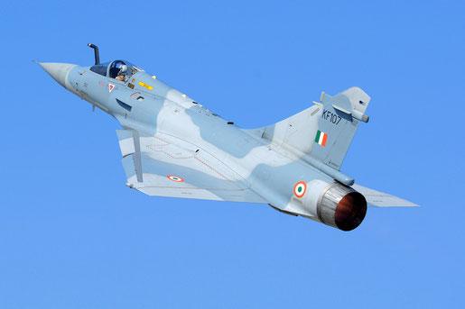 Mirage 2000I IAF / © Dassault Aviation