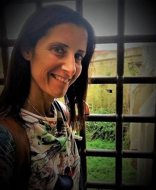 La poeta Susana Pérez Civit