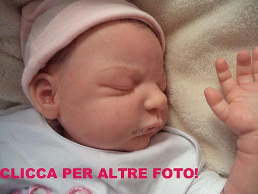 reborn baby NICO Gudrun Legler