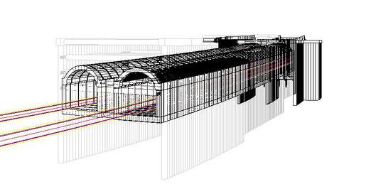 Proyecto Túnel de Silvertown. AYESA