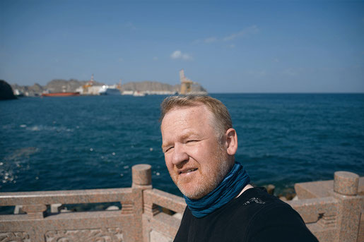Lutz Bothe von huystagram im Oman auf Reisen