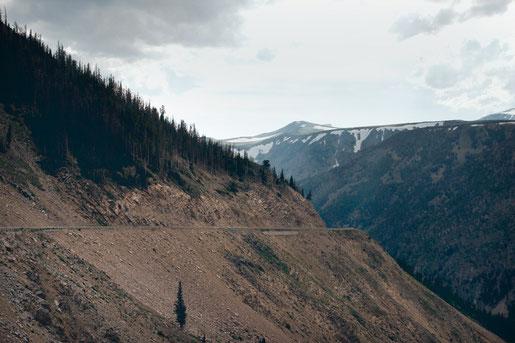 Montana und Wyoming, Traumstraßen am Abgrund